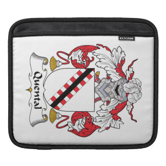 Quental Family Crest Sleeve For iPads