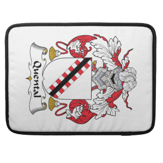 Quental Family Crest MacBook Pro Sleeve