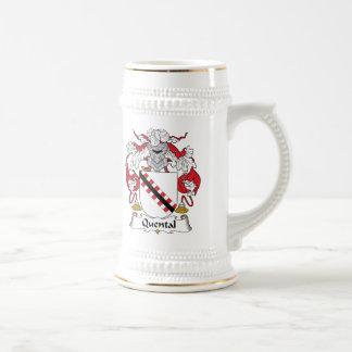 Quental Family Crest Mug