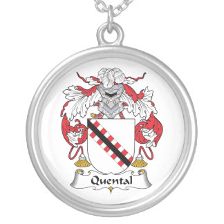 Quental Family Crest Custom Jewelry