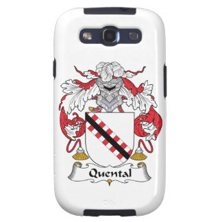 Quental Family Crest Samsung Galaxy SIII Case