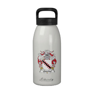 Quental Family Crest Drinking Bottles