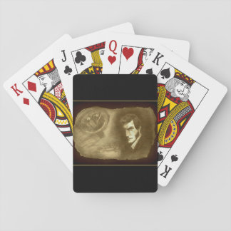 Quentin Collins playing cards