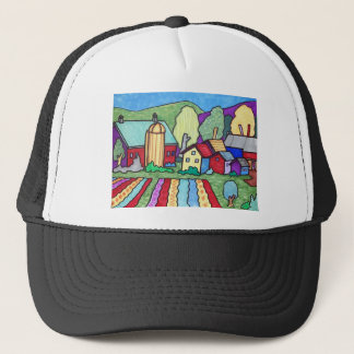 Quentin's Farm Trucker Hat