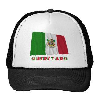 Querétaro Waving Unofficial Flag Mesh Hats
