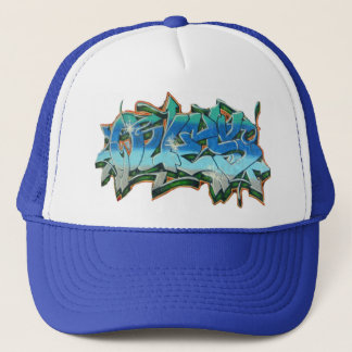 QUES GRAFFITI 2 TRUCKER HAT