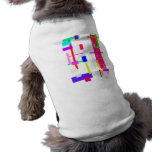 Question and Answer Dog Tshirt