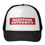 Question Authority - Red! Hat