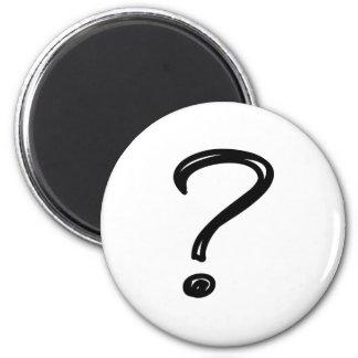 Question Mark Fridge Magnets