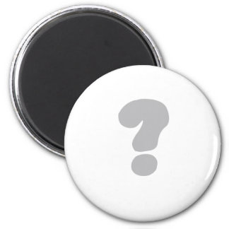 question mark magnets