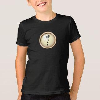 Question? — Type Keys T-Shirt