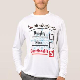 Questionable Christmas T-Shirt