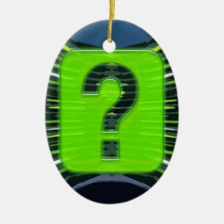 QUESTIONS environmental global warming NVN249 Christmas Ornaments
