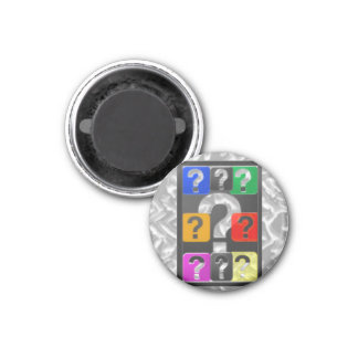 QUESTIONS Symbol Cards,Magnet,Button,KeyChain GIFT Refrigerator Magnets