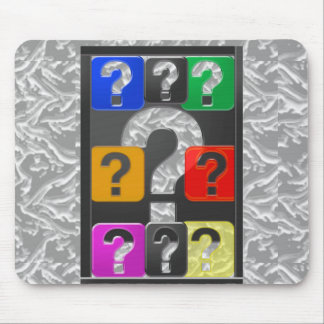 QUESTIONS Symbol Cards,Magnet,Button,KeyChain GIFT Mouse Pad