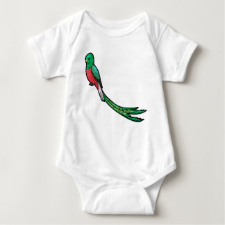 Quetzal Baby Bodysuit