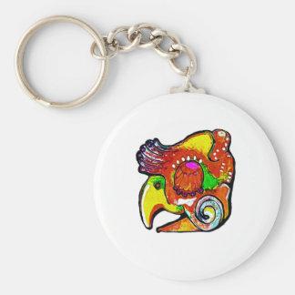 quetzal key chain