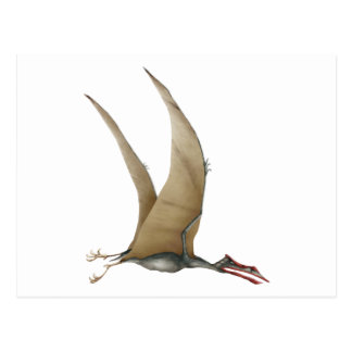 Quetzalcoatlus Postcard