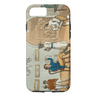 Qui Hi in the Bombay Tavern, from 'The Grand Maste iPhone 8/7 Case