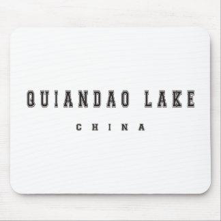 Quiandao Lake China Mouse Pad