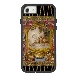 Quichotte Romantic Baroque Girly VIII Case-Mate Tough Extreme iPhone 8/7 Case