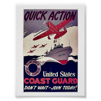Quick Action Posters
