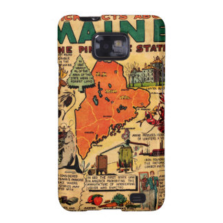 Quick Facts About Maine Samsung Galaxy S2 Cases