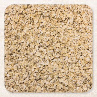 Quick Oats Square Paper Coaster