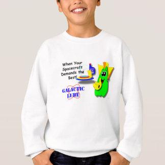 Quickel has what your spaceship needs! sweatshirt
