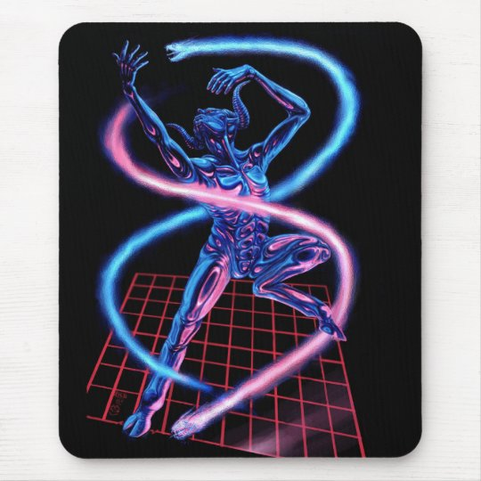 Quicksilver Nick Mouse Pad