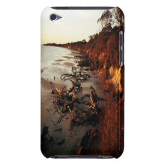 Quiet Beach iPod Touch Cover