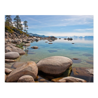 Quiet Cove on Lake Tahoe's East Shore... Postcard