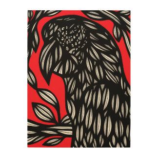 Quiet Ecstatic Conscientious Effective Wood Print