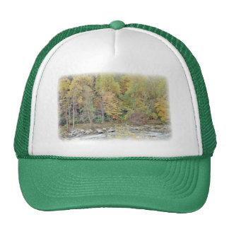Quiet Getaway At The Creek Trucker Hat