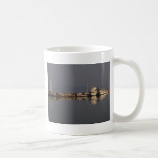 Quiet Harbor Coffee Mug