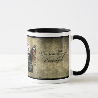 Quiet Time Mugs, Do Something Beautiful Mug