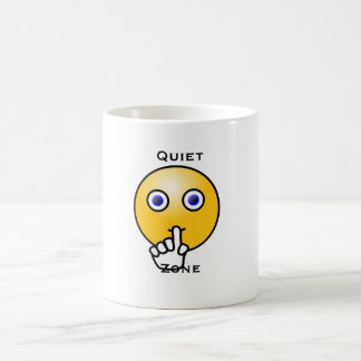 Quiet Zone - coffee mug