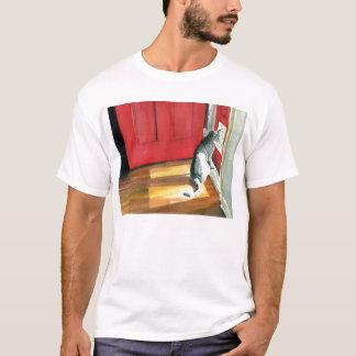 Quigley the Doorcat Kid/toddler Shirt