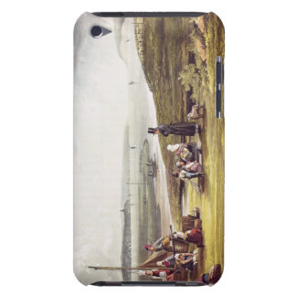 Quillebeuf, from 'Views on the Seine', engraved by Case-Mate iPod Touch Case