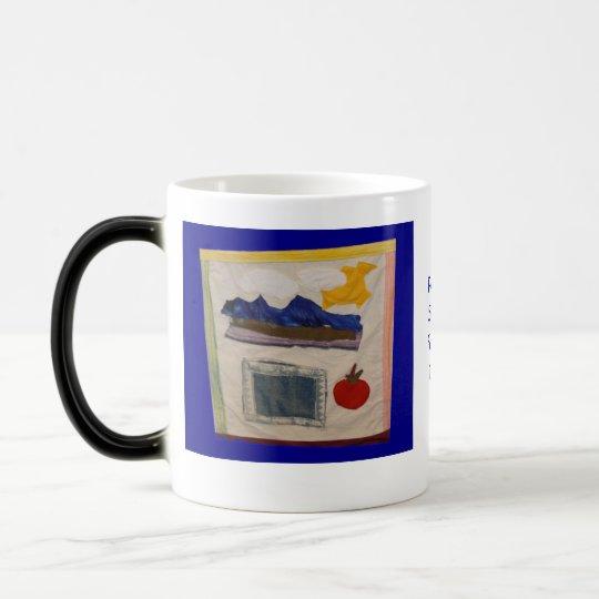 Quilt Art Mug