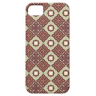 Quilt Inspired Digital Art Abstract iPhone 5 Case