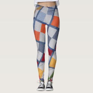 Quilt Leggings