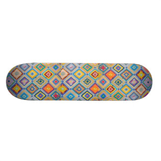 Quilt skateboard