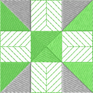 Quilt Square 18 Polo