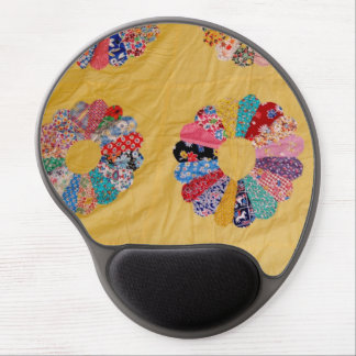 Quilt Vintage American Gel Mouse Pad
