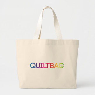 QUILTBAG LARGE TOTE BAG