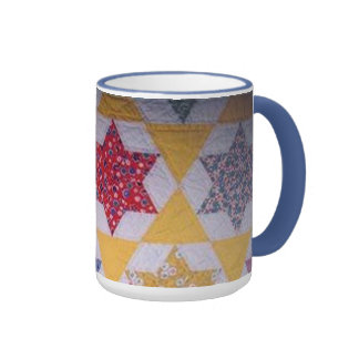 Quilted Coffee Coffee Mug