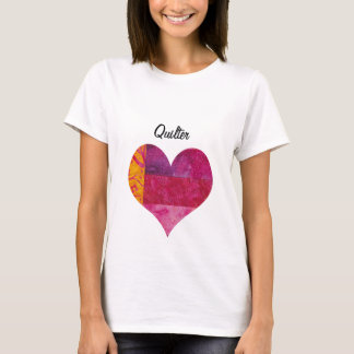 Quilted Heart T-Shirt