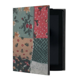 Quilted Pattern iPad Air Case w/ No Kickstand
