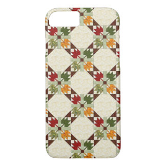 Quilted Pattern iPhone 7 Case